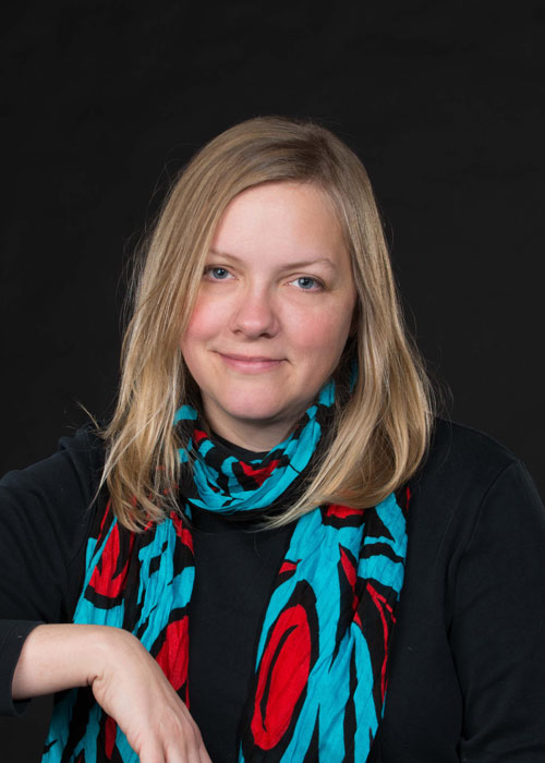Amanda Gailey Center For Digital Research In The