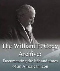 William F. Cody Archive