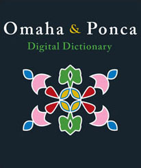 Omaha & Ponca Digital Dictionary